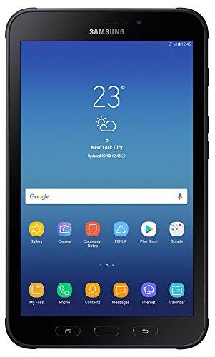 "SAMSUNG Galaxy Tab Active2 SM-T395NZKAPHE - Tablet (20,3 cm (8""), 1280 x 800 Pixeles, 16 GB, 3G, Android 7.1, Negro)"