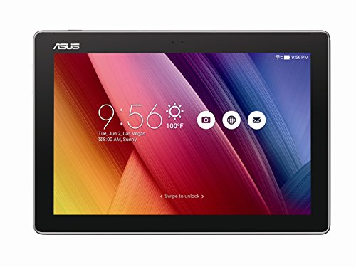 Asus ZenPad 10 Android-Tablet 25.7 cm (10.1 Zoll) 128 GB WiFi gris 1.3 GHz Quad Core Android 6.0